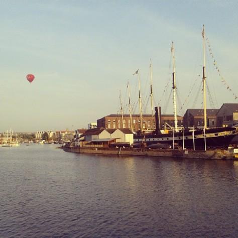 bris harbour
