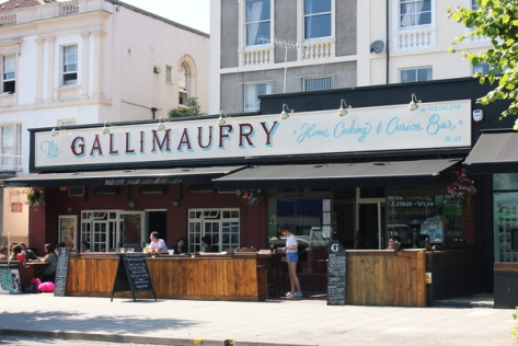 The Gallimaufry Bristol