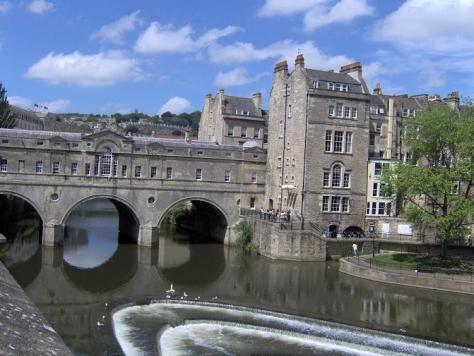 Photo of Pulteney Weir in Bath