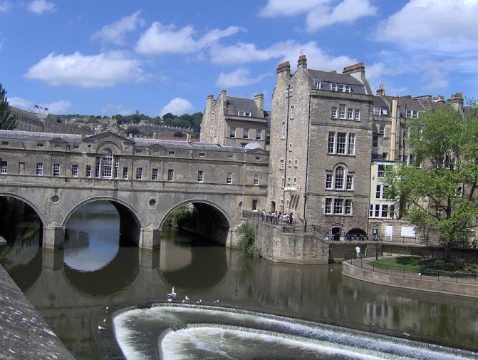 Photo of Pulteney Weir in Bath