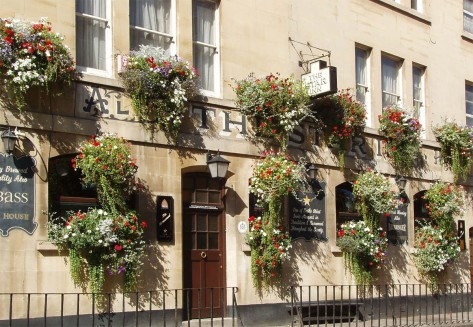 The Star Inn, Bath