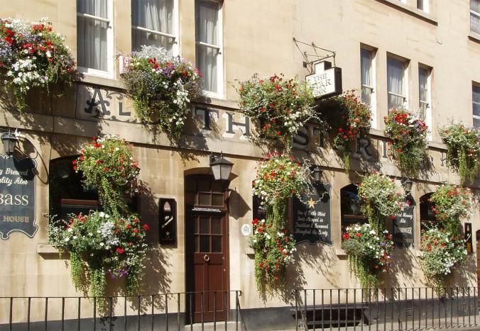 The Star Inn, Bath