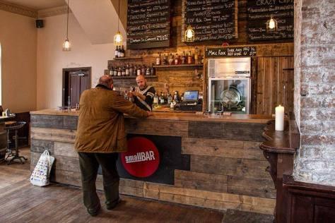 Small Bar, Bristol