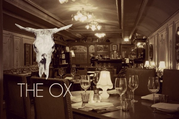 The gorgeous interior of The Ox