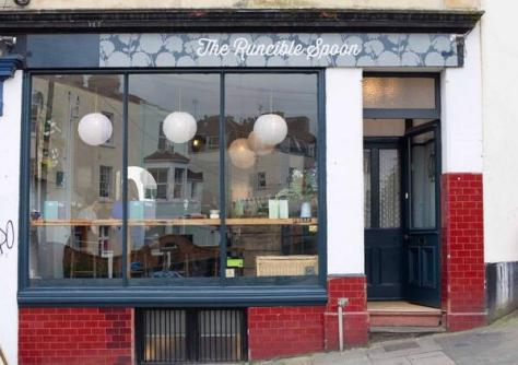 The new look Runcible Spoon