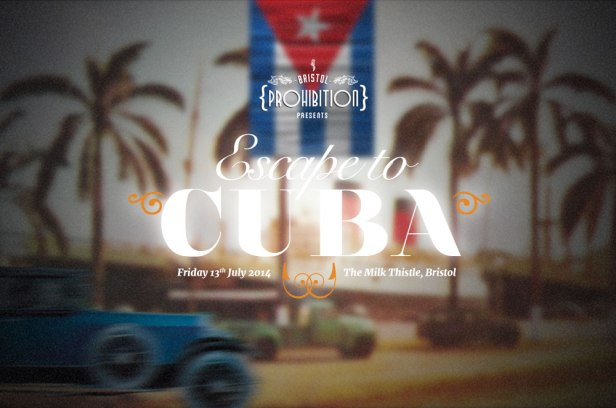Prohibition Bristol's Escape to Cuba