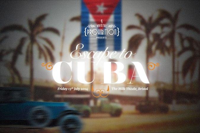 Prohibition Bristol's Escape to Cuba