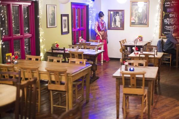 Thali Cafe Totterdown