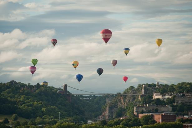 Bristol International Balloon Fiesta 2011