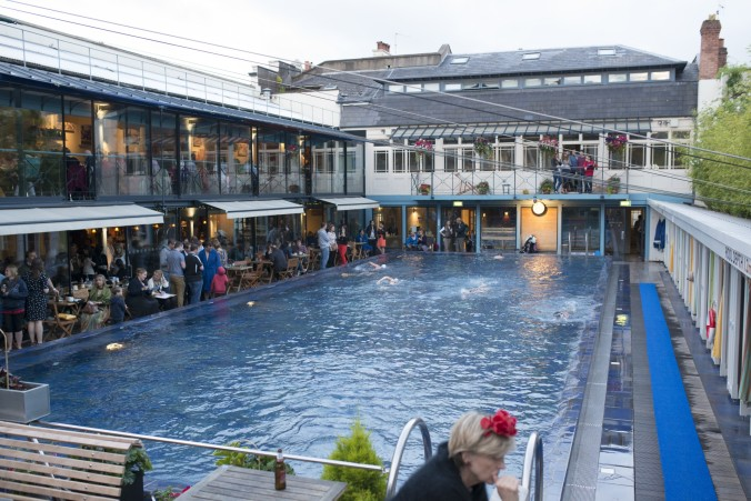 Clifton Lido review