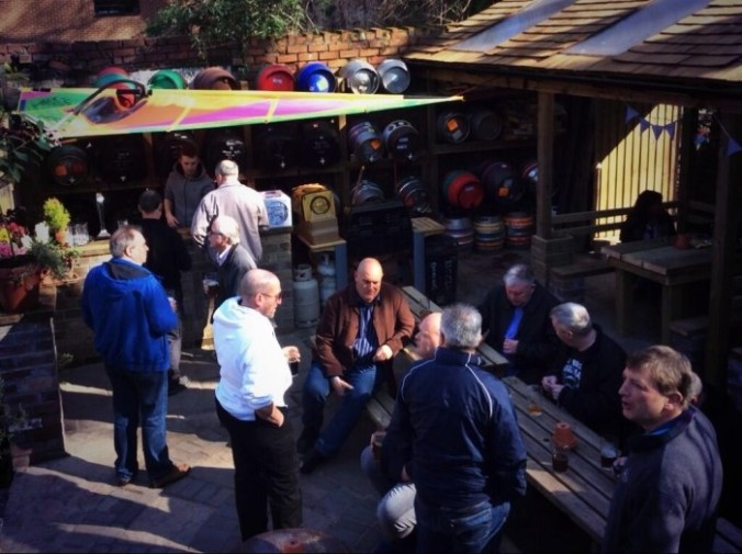 Volunteer Tavern review