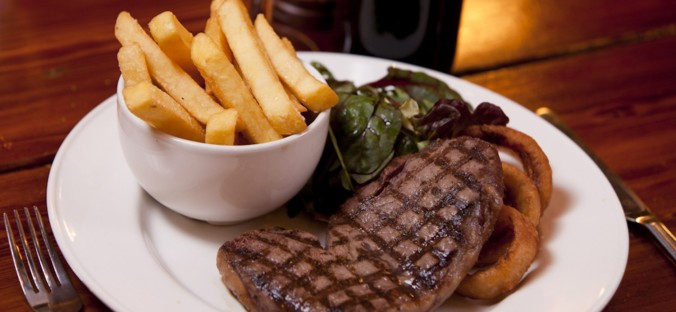 Cowshed steak