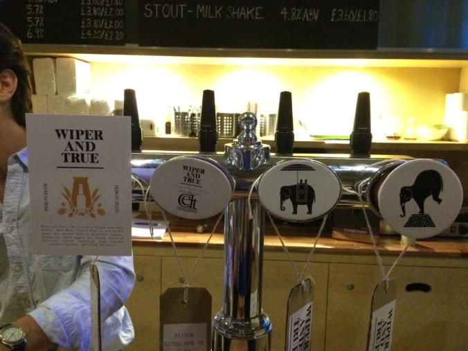 Wiper and True beers