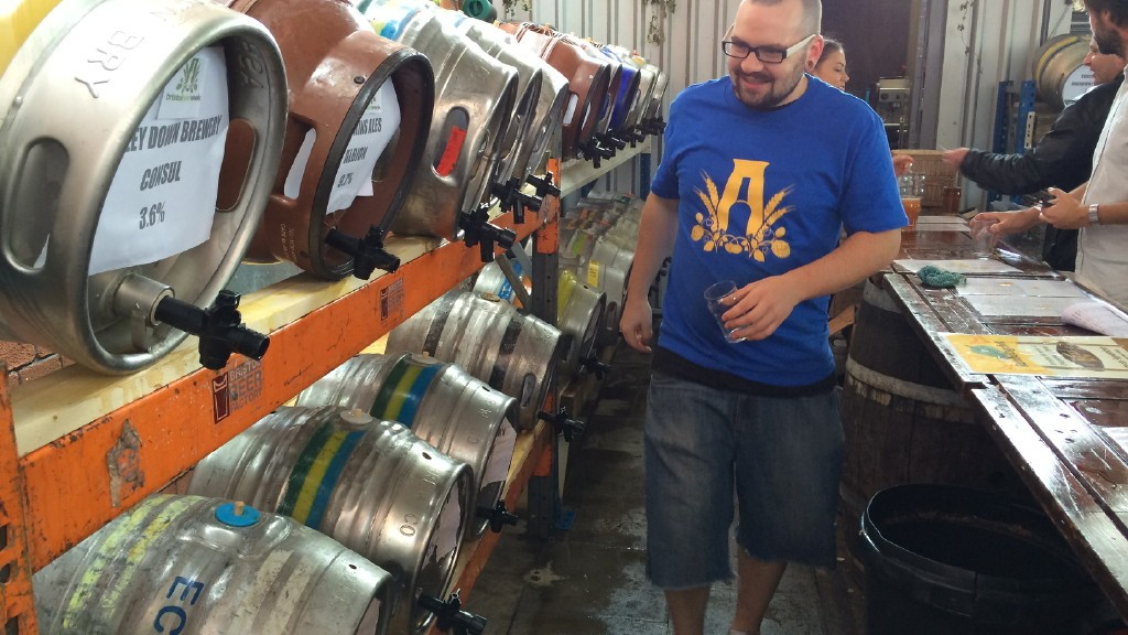Bristol Beer Week 2014 Factoberfest