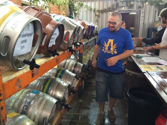 Bristol Beer Week 2014 Factoberfest