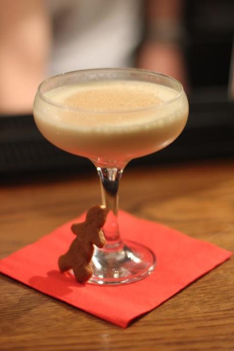 Charlie's Bar cocktails