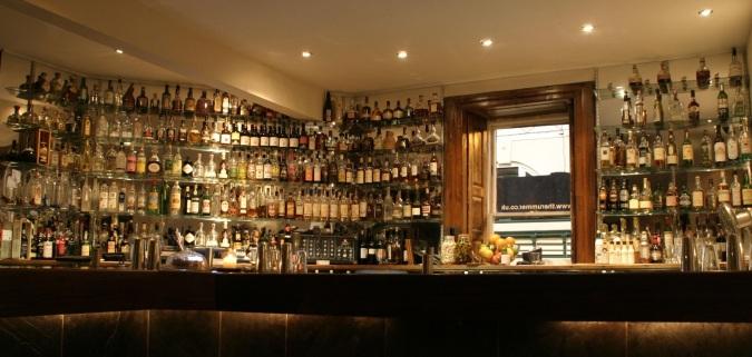 The Rummer bar Bristol