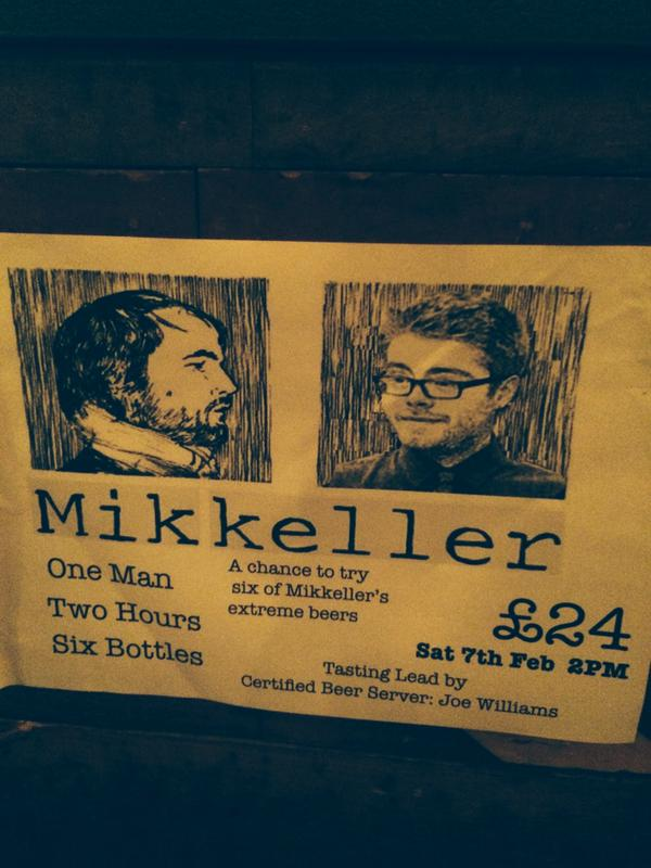 Mikkeller School at Brewdog