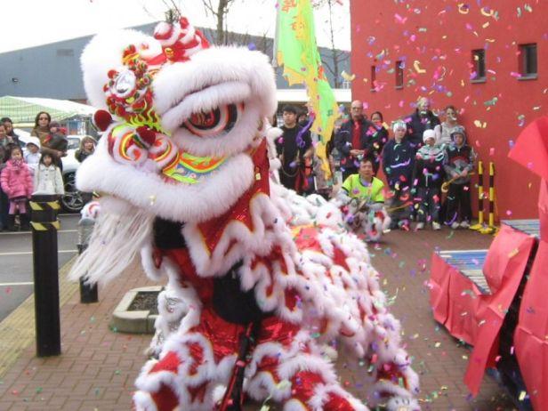 Wai Yee Hong Chinese New Year