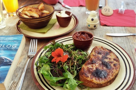 Springtime & St David's Day, that calls for rarebit! (Credit, Alex Poulter - www.flickr.com/photos/livingfortuesday/)
