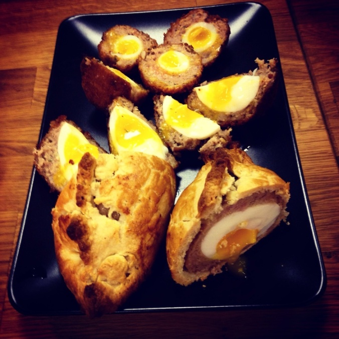 How does one make a Scotch egg? Find out at Little Kitchen on 19th March!