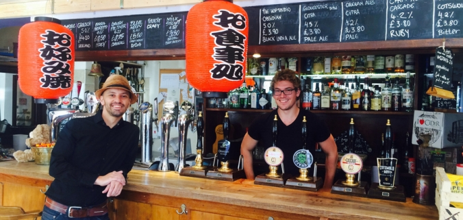Kansai Kitchen - a little bit of Japan in your local pub.