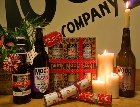 Moor Beer Christmas gift set