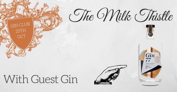 Milk Thistle Gin Club