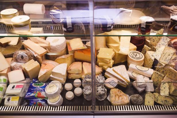 Source Bristol cheese