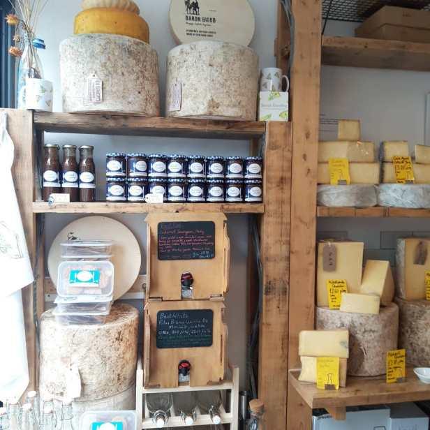 The Bristol Cheesemonger
