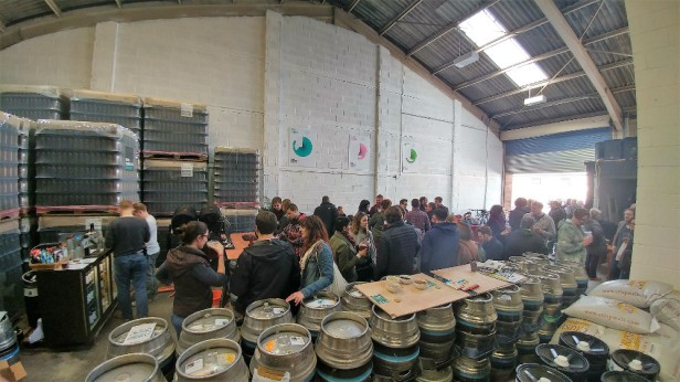 Good Chemistry Brewing Co - East Bristol Brewery Trail