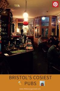 Bristol's cosy pubs Pinterest
