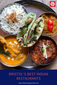 Bristol's best indian restaurants