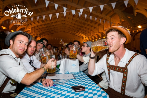 Oktoberfest at The Passenger Shed