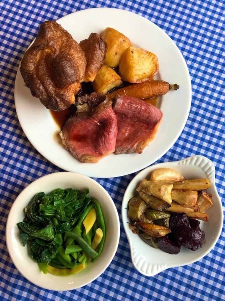 Roast from Bishopston Supper Club