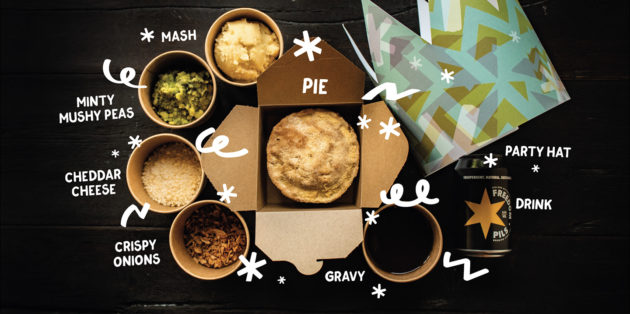 Pieminister virtual party box