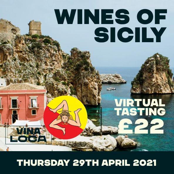 Vina Loca Sicily wine tasting