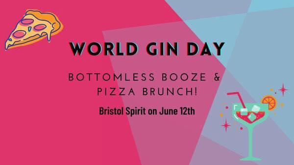 Bristol Spirit Bottomless booze and pizza brunch