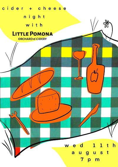 Cider Salon Bristol: Little Pomona event poster