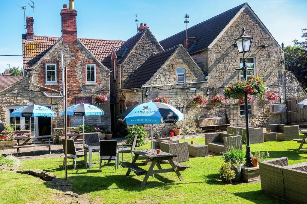 The Garden at The Bell in Sodbury